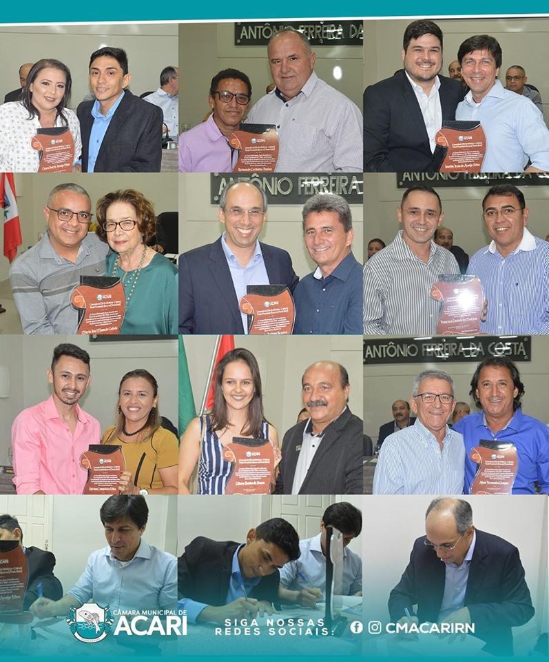 09 ACARIENSES SÃO HOMENAGEADOS COM A COMENDA DO MÉRITO HISTÓRICO-CULTURAL PAULO FRASSINETE BEZERRA (PAULO BALÁ).