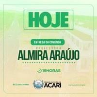 A Câmara Municipal de Acari homenageará professores acarienses