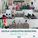 A Câmara Municipal de Acari recebeu na manhã desta sexta-feira (29) o professor João Maria de Lima, da Escola da Assembleia Legislativa do RN