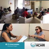 A Câmara Municipal de Acari vem realizando um pré-cadastro para a emissão de Carteira de Identidade