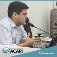 CÂMARA APROVA PROJETO QUE CRIA O HINO OFICIAL DO MUNICÍPIO DE ACARI