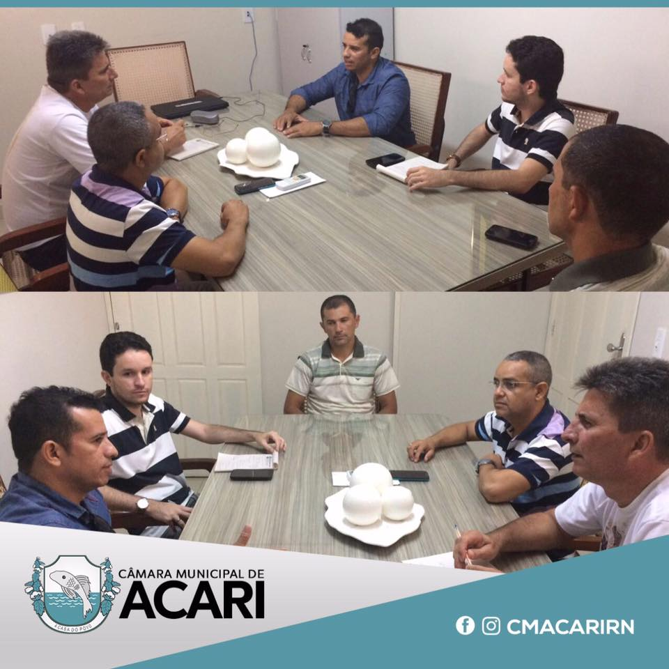 CÂMARA MUNICIPAL DE ACARI FIRMA PARCERIA COM ITEP PARA EMISSÃO DE CARTEIRAS DE IDENTIDADE PARA IDOSOS