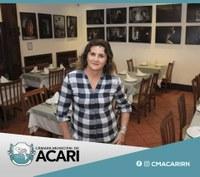 CÂMARA MUNICIPAL DE ACARI HOMENAGEARÁ EMPRESÁRIA VÂNIA BEZERRA COM COMENDA MANOEL ESTEVES DE ANDRADE