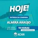 """Câmara Municipal de Acari homenageará professores acarienses na noite desta quinta-feira (11) com a comenda """"Professora Almira Araújo"""". Neste ano mais 09 (nove) professores serão agraciados."""