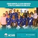 CÂMARA MUNICIPAL DE ACARI HOMENAGEIA EEPIBA PELA CONQUISTA DO JERNS 2018