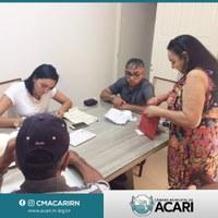 CÂMARA MUNICIPAL DE ACARI REALIZA PRÉ-CADASTRO PARA EMISSÃO DE CARTEIRA DE IDENTIDADE PARA IDOSOS ACIMA DE 60 ANOS