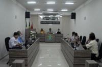 COBERTURA FOTOGRÁFICA DA 1ª SESSÃO ORDINÁRIA