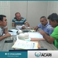 COMISSÃO ANALISA PLANO PLURIANUAL DO MUNICÍPIO DE ACARI PARA O QUADRIÊNIO 2018-2021