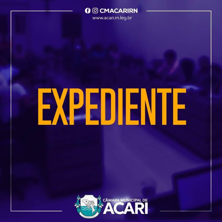 Confira as matérias que darão entrada no Expediente da 17ª Sessão Ordinária