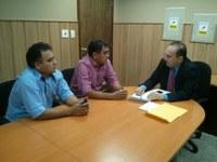 Deputado Nelter Queiroz solicita perfuração e instalação de poço para comunidade Sobradinho.