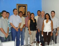 Deputado Vivaldo Costa visita Câmara de Acari