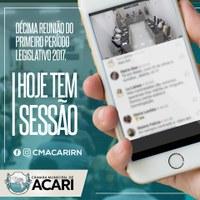 DEVIDO AO FERIADO, SESSÃO DA CÂMARA ACONTECERÁ NESTA SEGUNDA-FEIRA