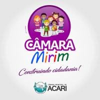 ELEIÇÃO DA CÂMARA MIRIM ACONTECE NESTA QUARTA-FEIRA (19)