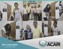 ELEIÇÕES DA CÂMARA MIRIM MOVIMENTAM CÂMARA MUNICIPAL DE ACARI NESTA QUARTA-FEIRA