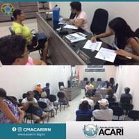 ENCERRA NESTA SEXTA-FEIRA O PRÉ-CADASTRO PARA EMISSÃO DO RG NA CÂMARA MUNICIPAL DE ACARI