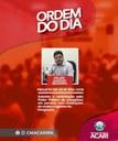 Ordem do Dia da 8ª Sessão Ordinária do 1ºPeríodo Legislativo de 2019