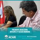PRESIDENTE ARI BEZERRA ANTECIPA 21ª SESSÃO ORDINÁRIA