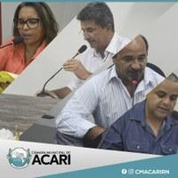 PROJETO ADOTA DIÁRIO OFICIAL DA FECAM/RN COMO MEIO DE COMUNICAÇÃO DA CÂMARA MUNICIPAL DE ACARI