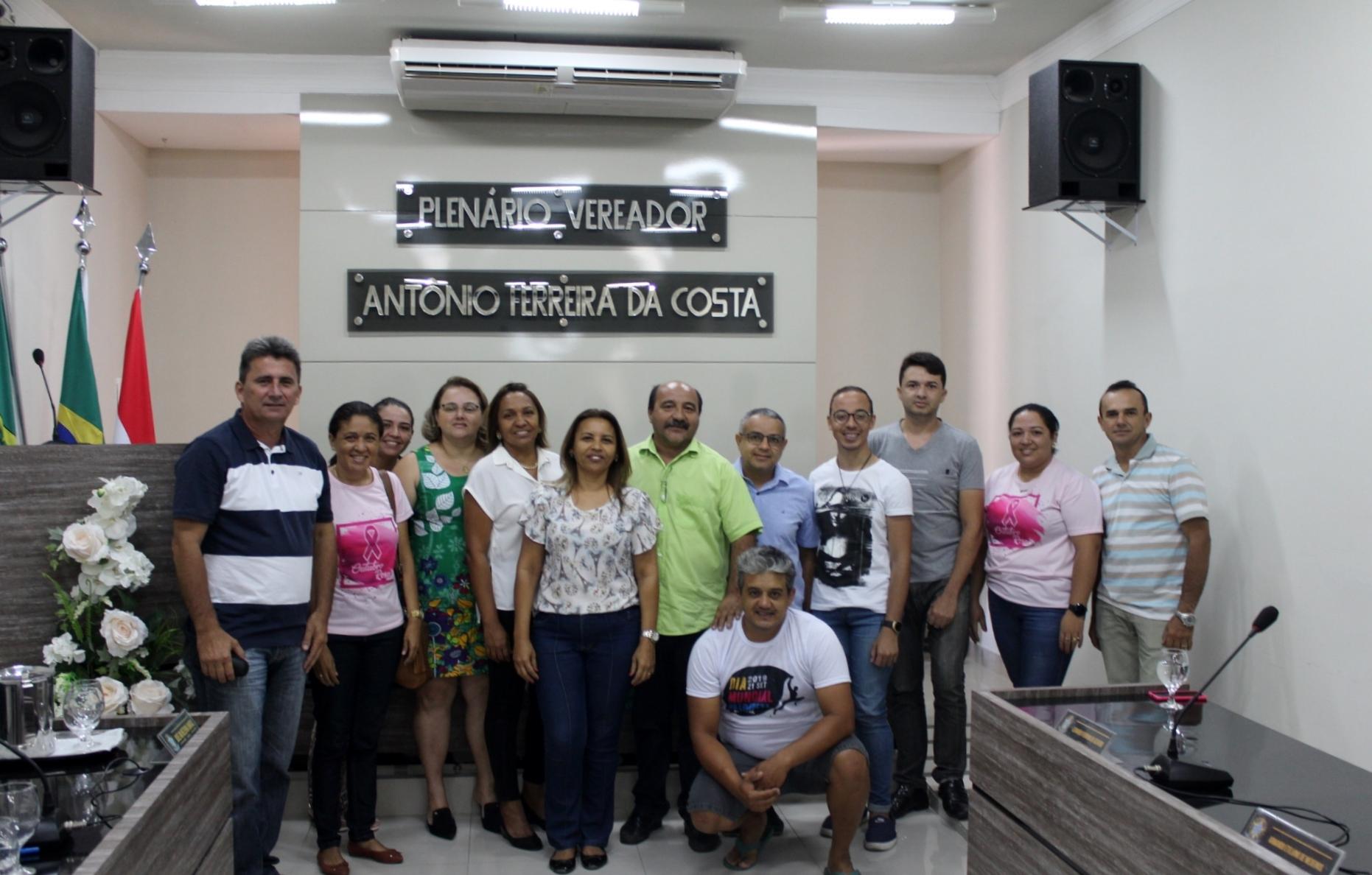 Secretaria de Saúde presta Contas em Audiência Pública na Câmara Municipal