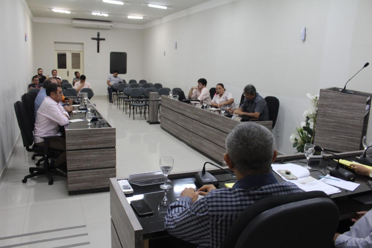Sessão da Câmara de Acari aborda o turismo na cidade