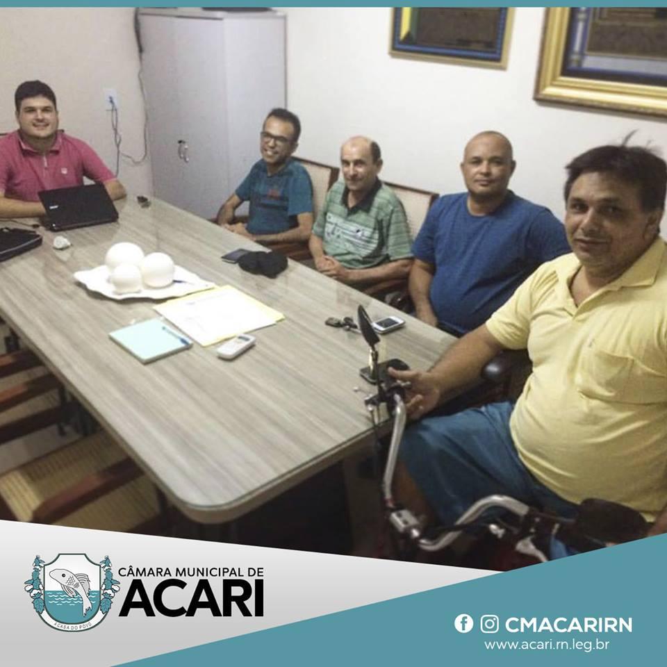 VEREADOR FELIPE BALAH PROMOVE ENCONTRO COM PESSOAS COM DEFICIÊNCIA DE ACARI