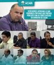 VEREADORES APROVAM LEI QUE PADRONIZA PINTURAS DOS PRÉDIOS PÚBLICOS COM AS CORES OFICIAIS DA BANDEIRA DE ACARI