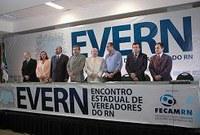 VI EVERN - ENCONTRO REÚNE VEREADORES DE TODO RIO GRANDE DO NORTE